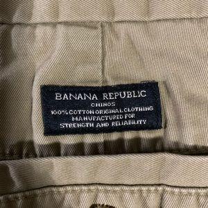 Banana Republic chinos